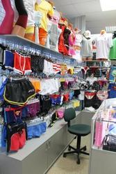 Отдел брендового нижнего белья и одежды