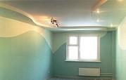 Тольятти. Декоративная отделка стен и потолков.