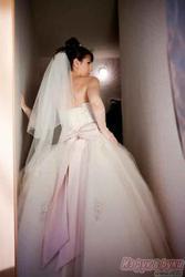 Свадебное платье Московское выставочное