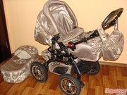 Коляска детская коляска-трансформер (2в1) Riko Lider Exclusive