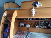 Продам двухъярусную кровать в прекрасном состоянии