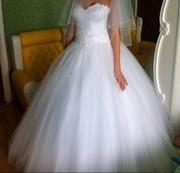 Красивое свадебное платье Тольятти