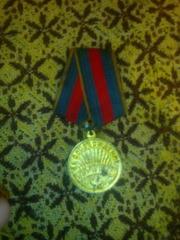 Медаль за освобождения Варшавы