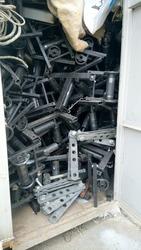 Ролик монтажный (кабельный) угловой РКУ 100-3М