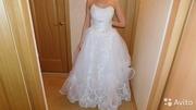 Продаю свадебное платье (Польша)